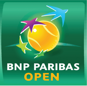 BNP Paribas Tennis Tournament Logo